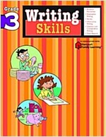 Writing Skills: Grade 3 (Flash Kids Harcourt Family Learning) (Paperback)