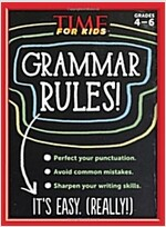 Time for Kids Grammar Rules! (Paperback)