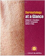 Dermatology at a Glance (Paperback)