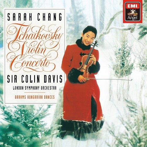 차이콥스키 : 바이올린 협주곡 & 브람스 : 헝가리 무곡 [180g LP]