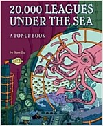 20,000 Leagues Under the Sea (Hardcover, Pop-Up)