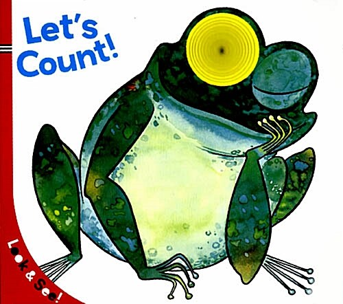 Look & See: Lets Count! (Board Books)