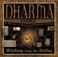 Dharma Deck: Wisdom of the Vedas (Other)