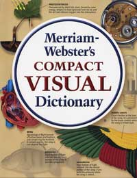 Merriam-Webster's Compact Visual Dictionary (Hardcover)