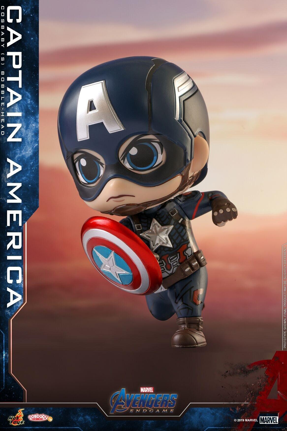 [Hot Toys] 코스베이비 앤드게임 캡틴 아메리카 COSB562