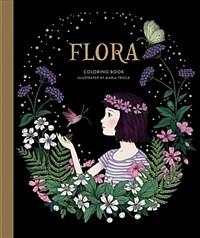 Flora Coloring Book (Hardcover, CLR, CSM)