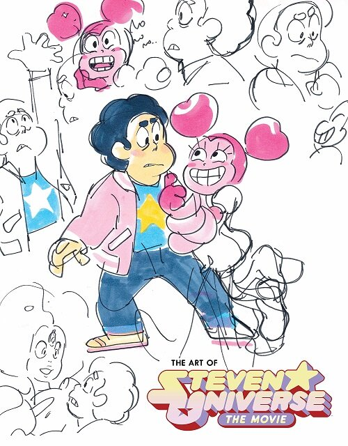 The Art of Steven Universe: The Movie (Paperback)