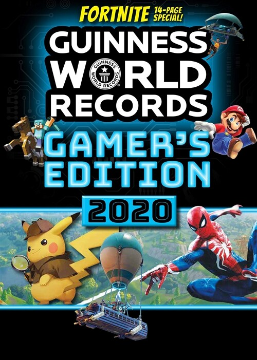 Guinness World Records Gamers Edition (Paperback)