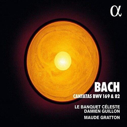 [수입] 바흐 : 칸타타 BWV169 & 82 [디지팩]