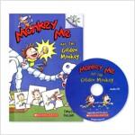 MONKEY ME #1 : MONKEY ME AND THE GOLDEN MONKEY (Paperback + CD)