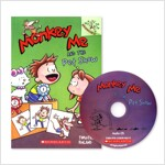 MONKEY ME #2 : MONKEY ME AND THE PET SHOW (Paperback + CD)