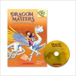 DRAGON MASTERS #2 : SAVING THE SUN DRAGON (Paperback + CD, New)