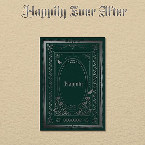 [키트 형태] 뉴이스트 - 미니 6집 Happily Ever After [2 Ver.] [키노앨범]