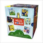 헬로우 월드(HELLO WORLD) 6권 박스 세트 (Board Book 6권)