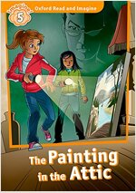Read and Imagine 5: The Painting in the Attic (with MP3) (Paperback + MP3)