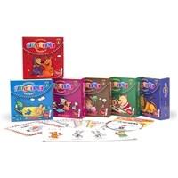 스콜라스틱 파닉스 리더스 레벨 A~F (CD포함) 6종 풀세트 (팝펜 미포함)