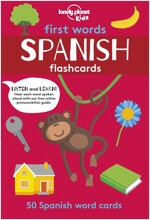 First Words - Spanish 1 [Flashcards] (Boxed Cards)