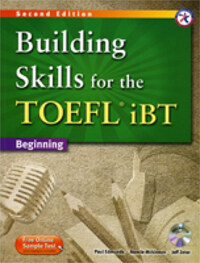 Building Skills for the TOEFL iBT Second Edition Combined Book with MP3 CD