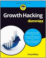 GROWTH HACKING FOR DUMMIES (Paperback)