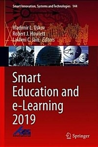 Smart education and e-Learning. 2019
