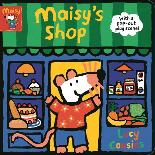 Maisys Shop: With a pop-out play scene! (Board Book)