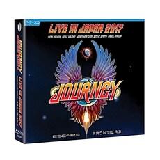 [수입] Journey - Escape & Frontiers Live In Japan [ 2CD + BLU-RAY / 디지팩 ]
