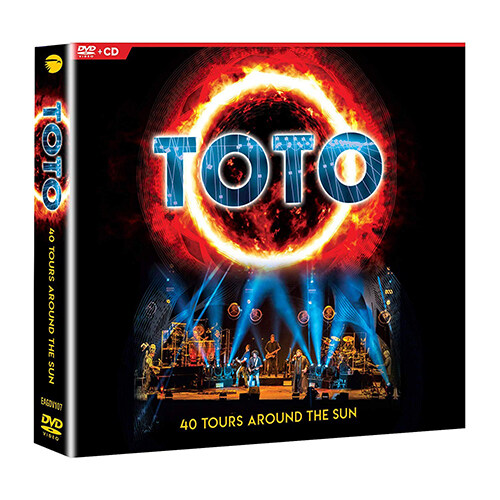 [수입] Toto - 40 Tours Around The Sun [2CD+DVD] [DIGIPACK]