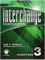 Interchange Level 3 Student's Book with Self-study DVD-ROM (Package, 4 Revised edition)