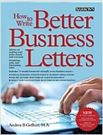 How to Write Better Business Letters (Paperback, 5)
