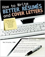 How to Write Better Resumes and Cover Letters (Paperback, 3)