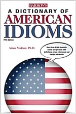 Dictionary of American Idioms (Paperback, 5)