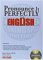 Pronounce It Perfectly in English with Online Audio (Paperback, 3)