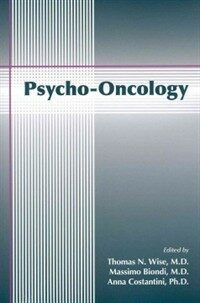 Psycho-oncology 1st ed