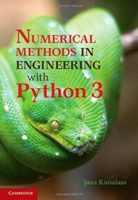 Numerical Methods in Engineering with Python 3 (Hardcover, 3 Revised edition)