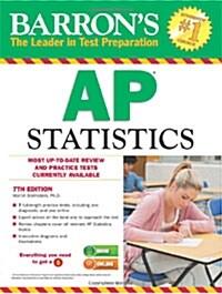 Barrons AP Statistics (Paperback, 7)