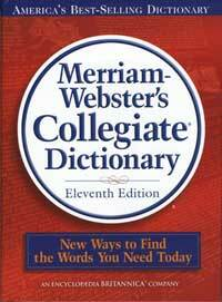Merriam-Webster's Collegiate Dictionary, 11th Ed. Indexed (Hardcover, 11)