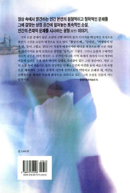 비형랑의 낮과 밤 : 김인배 소설집