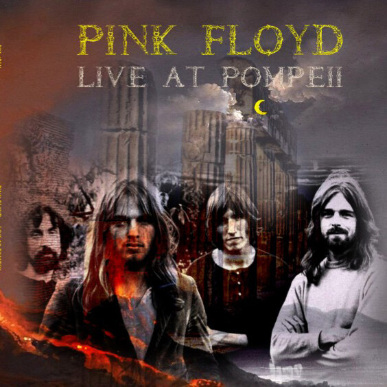 [수입] Pink Floyd - Live at Pompeii [2LP]