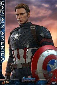 [Hot Toys] 어벤져스 : 엔드게임 캡틴 아메리카 MMS536 - 1/6th scale Captain America Collectible Figure