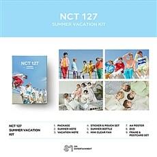 [굿즈] 엔시티 127 - 2019 NCT 127 SUMMER VACATION KIT