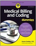 Medical Billing & Coding for Dummies (Paperback, 3)