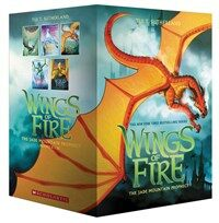 Wings of Fire #6-10 Books Boxed Set (Paperback 5권)