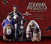 The Addams Family: The Art of the Animated Movie (Hardcover)