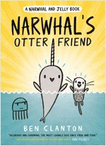 Narwhal and Jelly Book #4 : Narwhal's Otter Friend (Paperback)