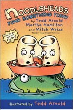 Noodleheads #3 : Find Something Fishy (Paperback)