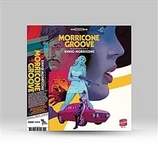 Ennio Morricone - Morricone Groove : The Kaleidoscope Sound of Ennio Morricone [옐로우+레드/레드+블랙 2LP] [디럭스 에디션]