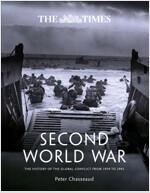 The Times Second World War : The History of the Global Conflict from 1939 to 1945 (Hardcover)