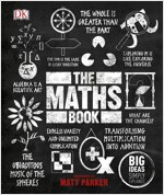 The Maths Book : Big Ideas Simply Explained (Hardcover)