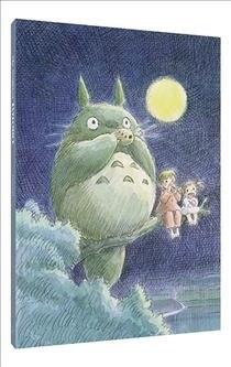 My Neighbor Totoro Journal: (hayao Miyazaki Concept Art Notebook, Gift for Studio Ghibli Fan) (Journal)