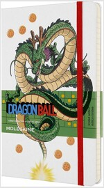 Moleskine Limited Edition Dragonball Notebook, Large, Ruled, Dragon (5 X 8.25) (Hardcover)